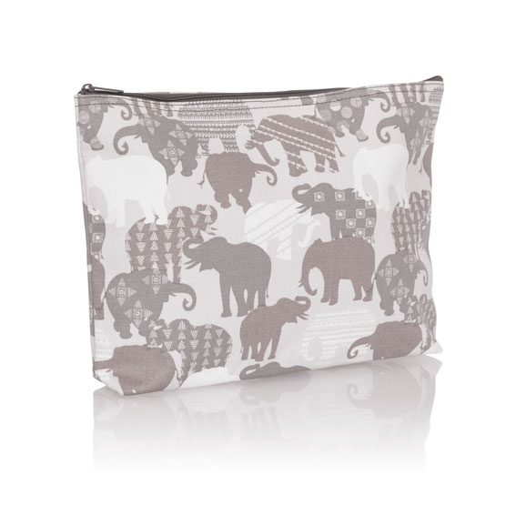 Zipper Pouch - Elephant Parade