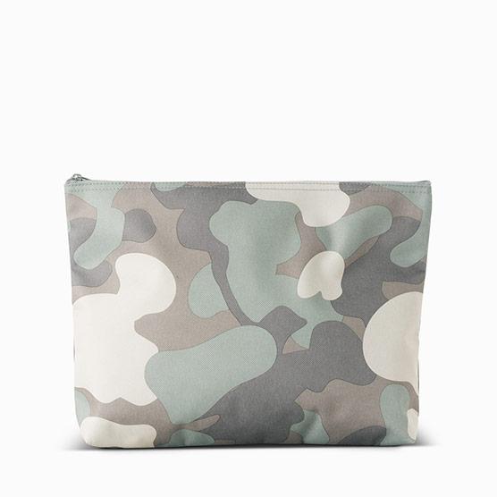 Zipper Pouch - Soft Camo