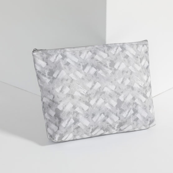 Zipper Pouch - Mystic Grey