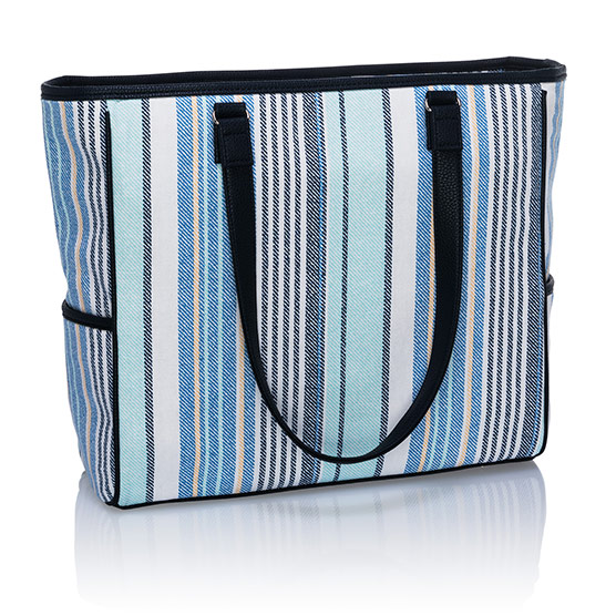 Cindy Tote - Boardwalk Stripe