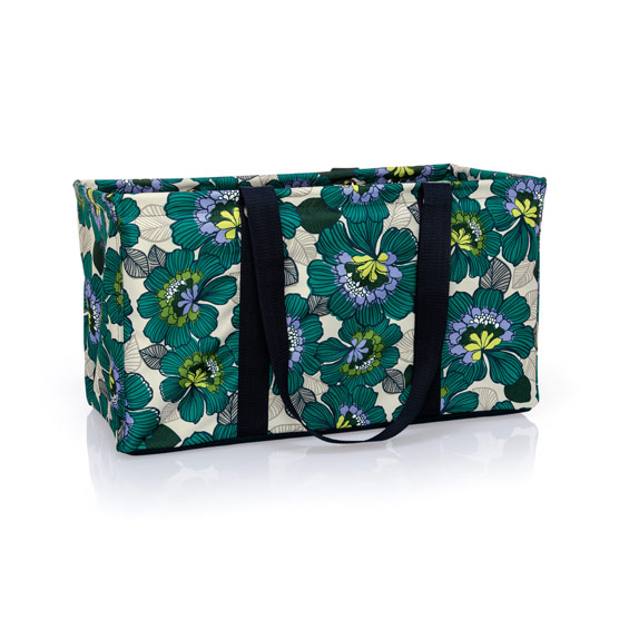 Large Utility Tote - Garden Party