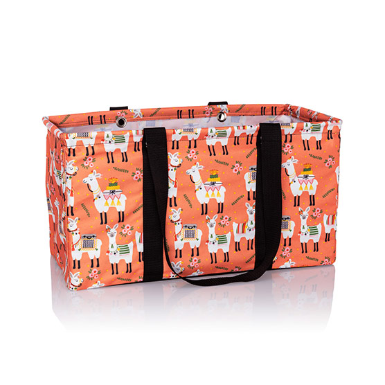 Llama Rama Large Utility Tote Thirty One Gifts Affordable