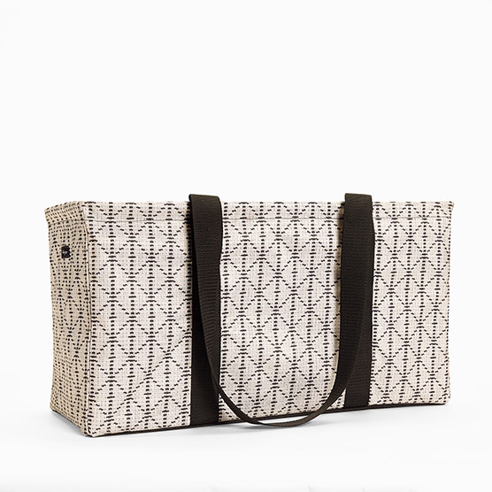 Large Utility Tote - Moroccan Tile