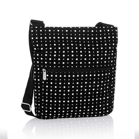 Organizing Shoulder Bag - Ditty Dot
