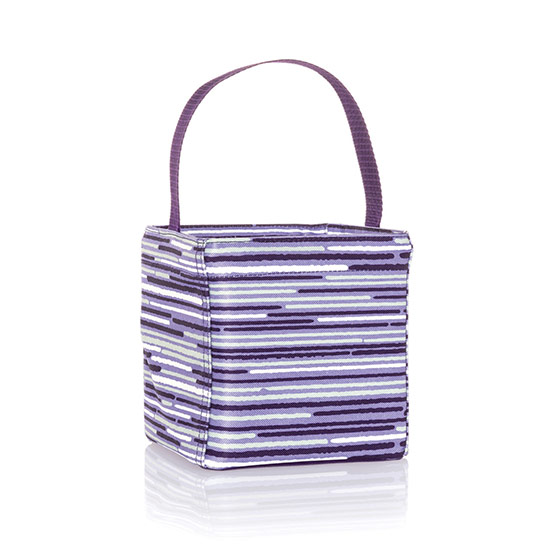 Littles Carry-All Caddy - Geo Stripe