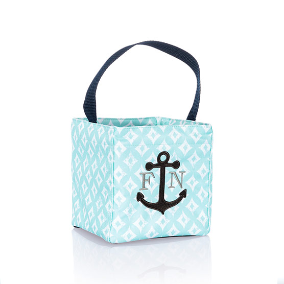 Littles Carry-All Caddy - Sparkling Squares