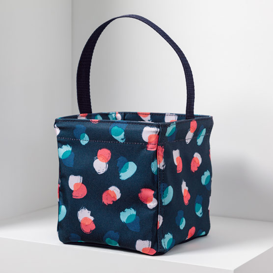 Littles Carry-All Caddy - Painted Dot Trio