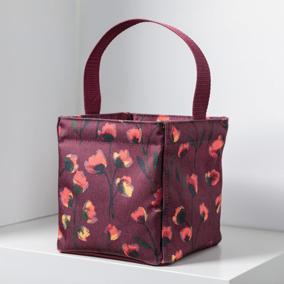 Littles Carry-All Caddy - Delicate Floral