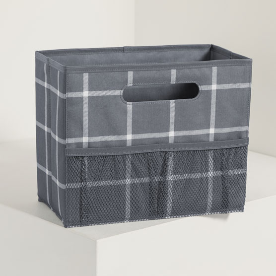 Fold N' File - Windowpane Plaid