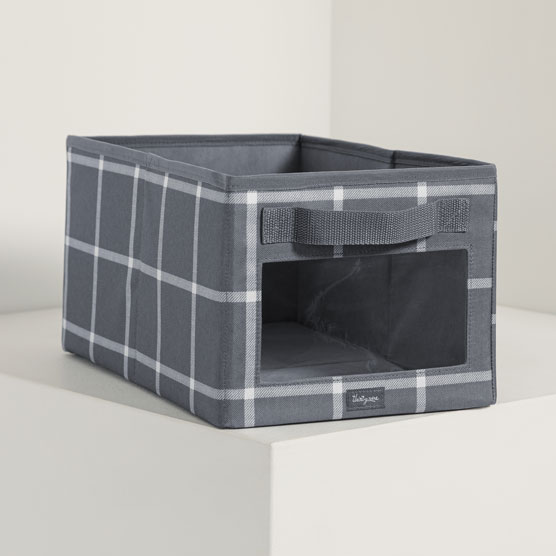 Your Way ® Rectangle - Windowpane Plaid