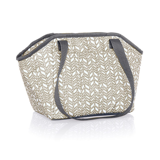 Lunch Break Thermal - Chevron Charm