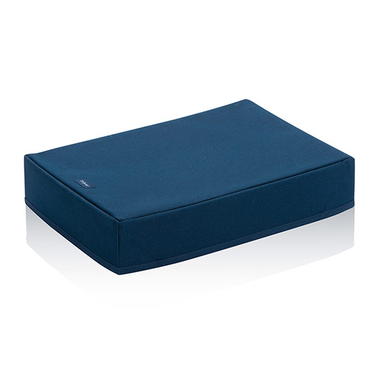Your Way Rectangle Lid  - Navy