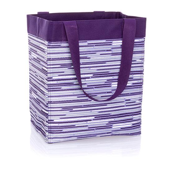 Essential Storage Tote - Geo Stripe