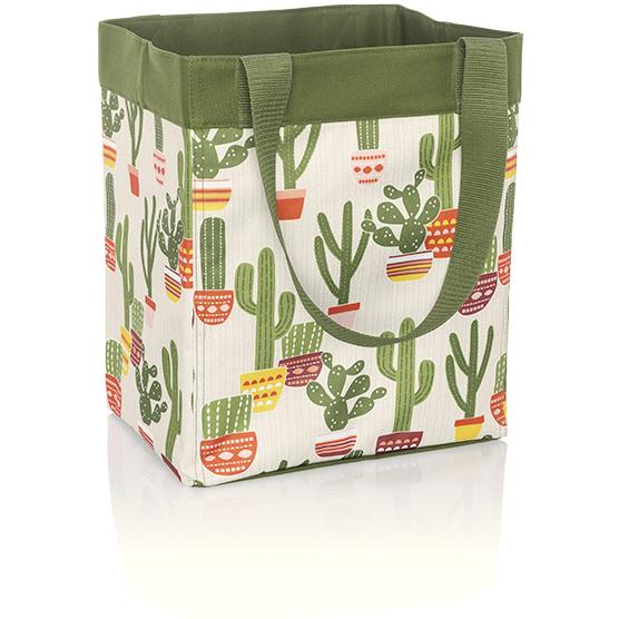 Essential Storage Tote - Cactus Cuties