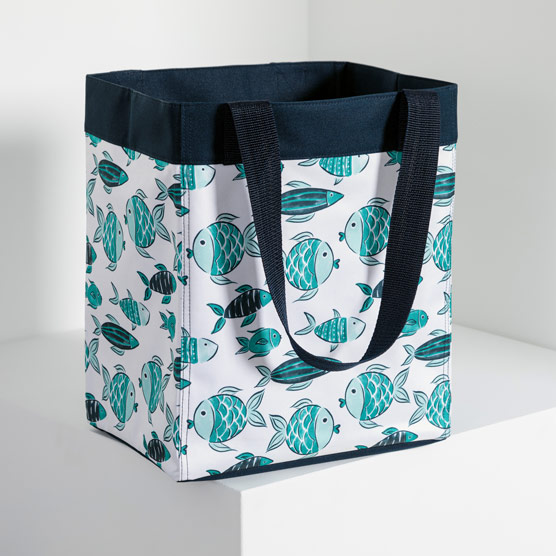 Essential Storage Tote - Finny Friends