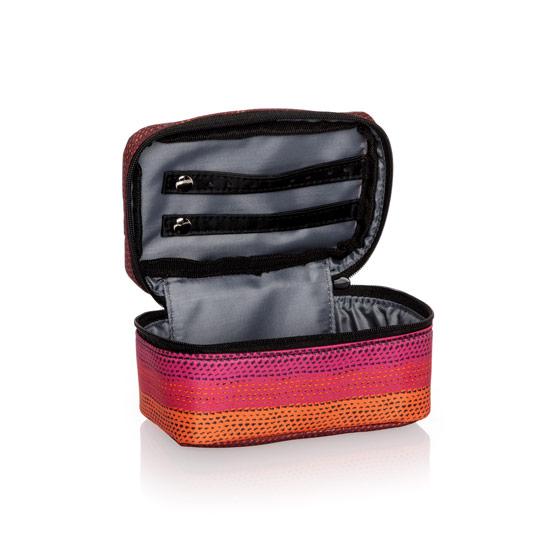 Baubles & Bracelets Case - Ombre Stripe