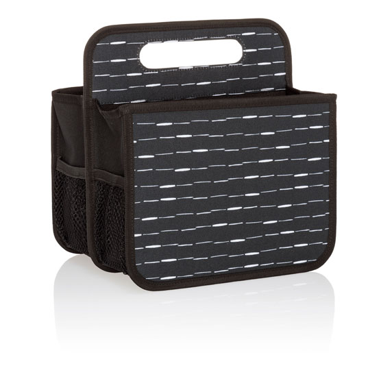 Double Duty Caddy - Starlit Stripe