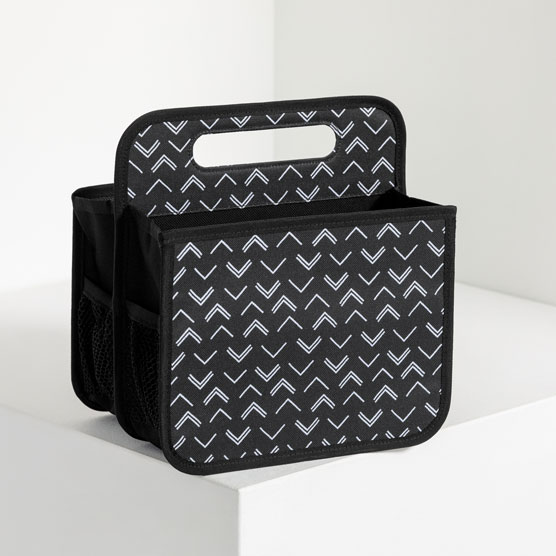 Double Duty Caddy - Tip Top Chevron