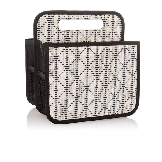 Double Duty Caddy - Moroccan Tile