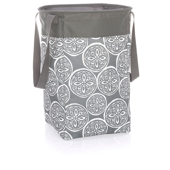 Stand Tall Bin - Woodblock Whimsy