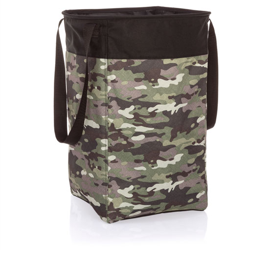 Stand Tall Bin - Camo Crosshatch