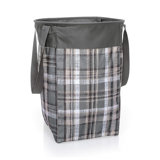 Stand Tall Bin - Cozy Plaid
