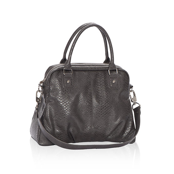 Couture Street - City Charcoal Snake