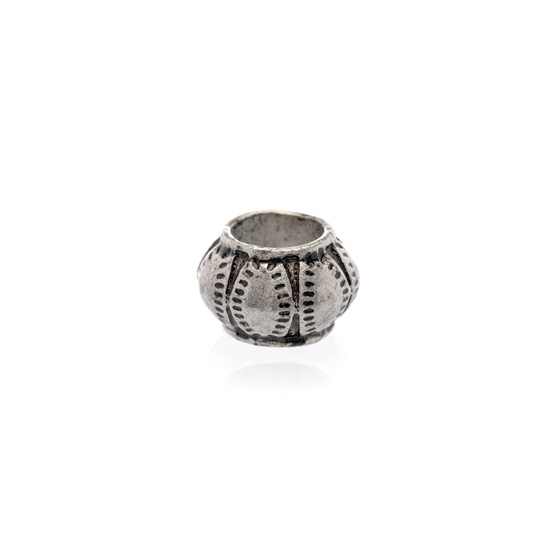 Spacer Bead - Antique Pewter