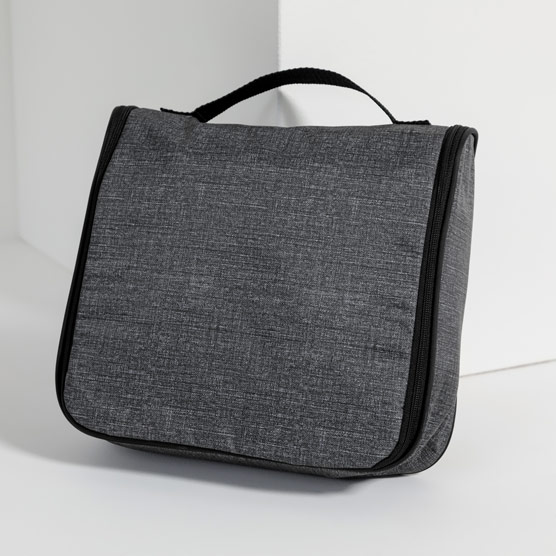 Hanging Traveler Case - Charcoal Crosshatch