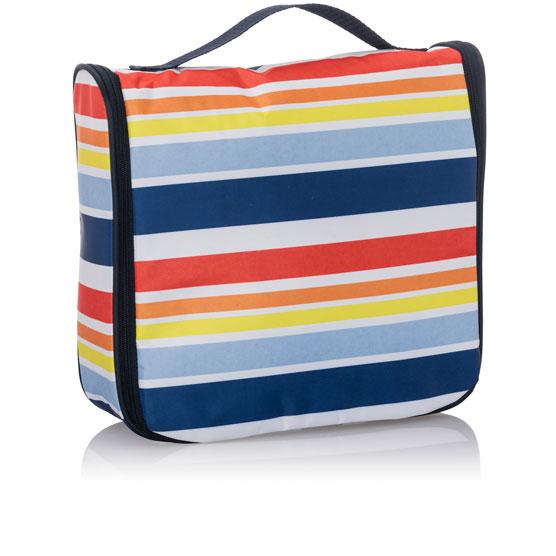 Hanging Traveler Case - Vista Stripe