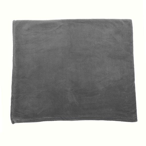 Super Soft Blanket - Dark Grey