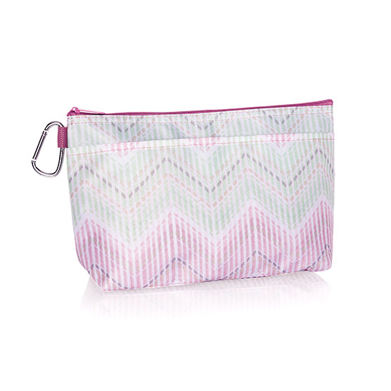 Cool Clip Thermal Pouch - Chevron Stitch