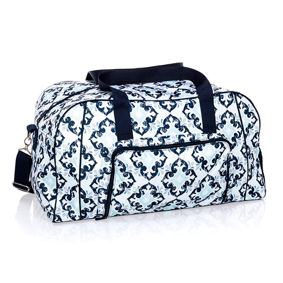 All Packed Duffle - Fab Flourish