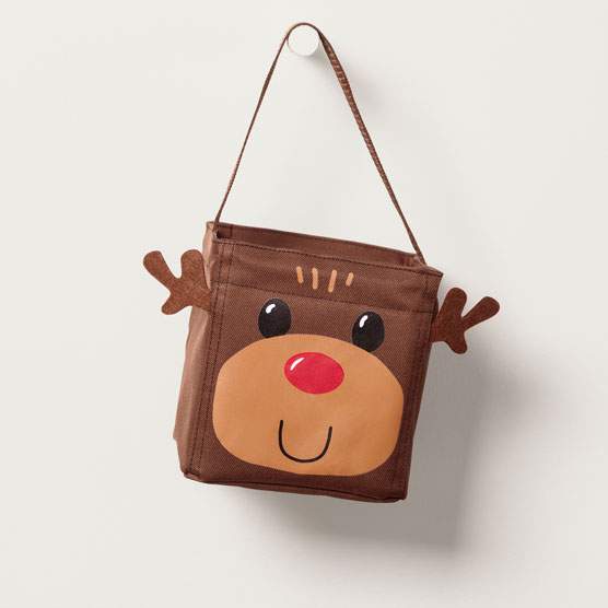 Littles Carry-All Caddy - Reindeer Pal