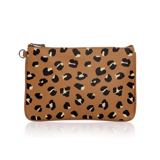 Rubie Mini - Lovely Leopard Pebble