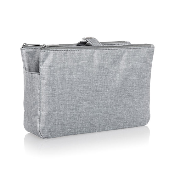 8f2fcd4e90a6 Light Grey Crosshatch - Swap-It Pocket - Thirty-One Gifts - Affordable  Purses, Totes & Bags