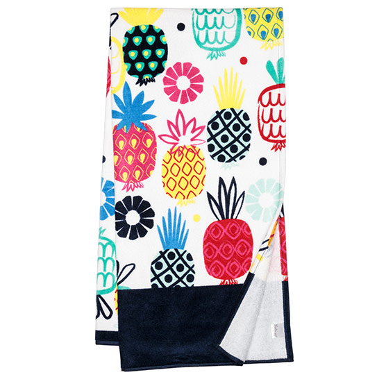 Summer Days Towel - Lotta Colada