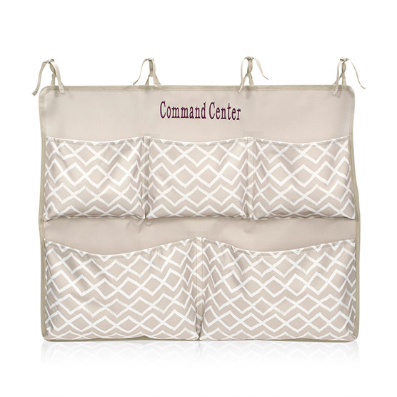 Hang-It Pocket Organizer - Dancing Diamond