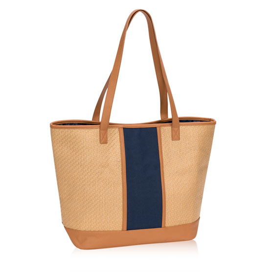Dream Big Tote - Natural Straw