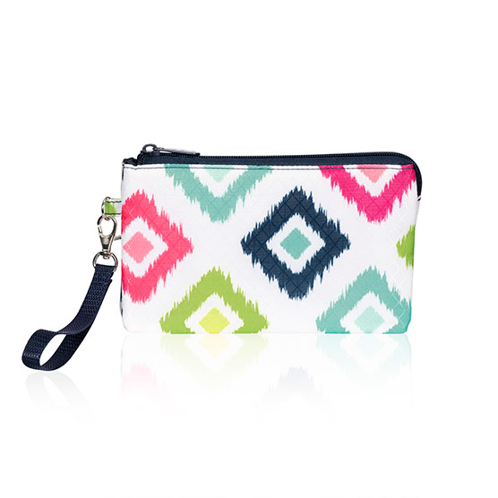 Easy Going Wristlet - Candy Corners