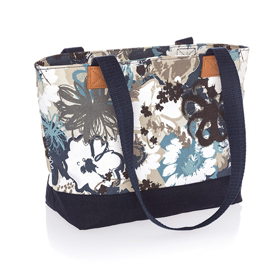 Demi Day Bag - Brushed Bloom