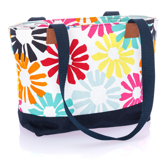 Demi Day Bag - Bloomin' Bouquet
