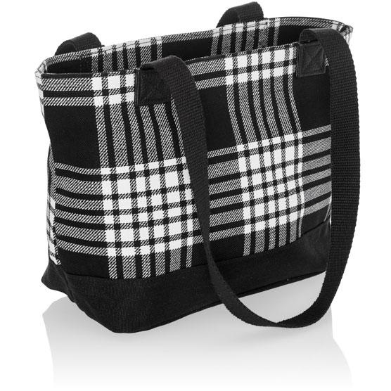 Demi Day Bag - Perfectly Plaid