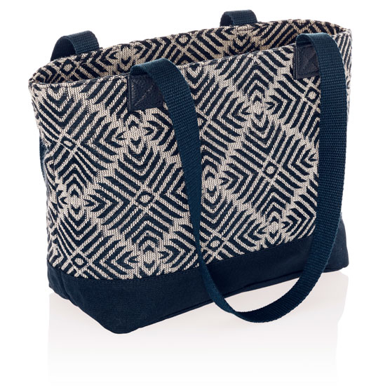Demi Day Bag - Diamond Weave