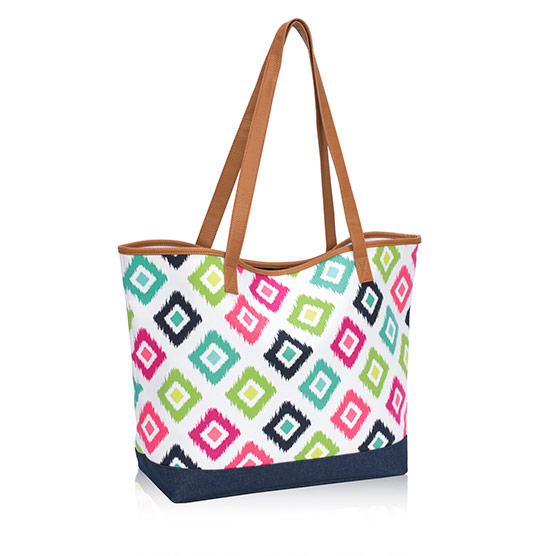 Lakeside Tote - Candy Corners