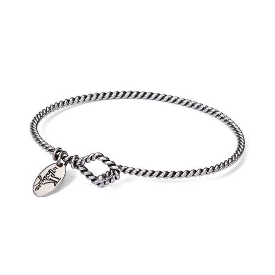 Adore Bracelet - Silver Tone