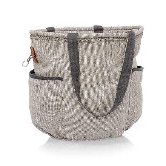Retro Metro Bag - Two-Tone Weave