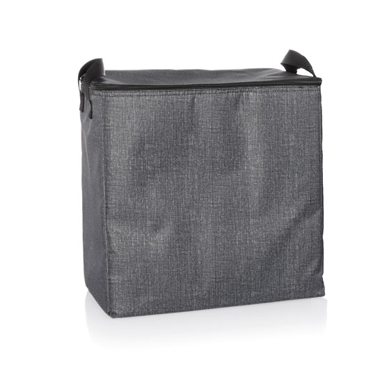 Large Thermal Insert - Charcoal Crosshatch