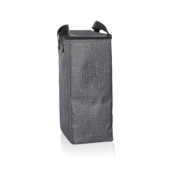 Small Thermal Insert - Charcoal Crosshatch