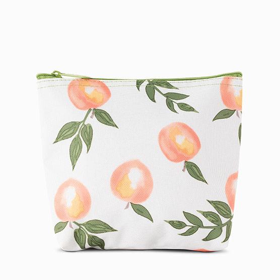 Snack & Go Pouch - Peach Paradise